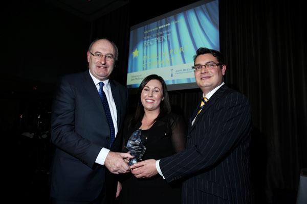 Third Annual Docklands Business Awards