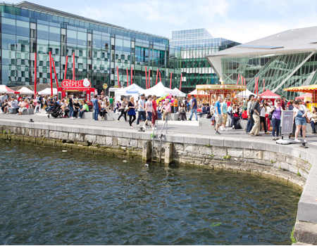 Docklands-Summer-Festival-View